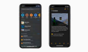 iphone dark mode ios 13