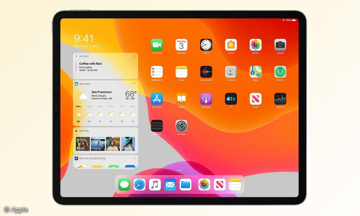 iPad iOS