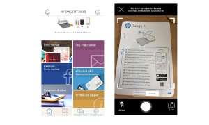 HP Smart App Tango X
