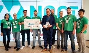 Preisverleihung Start-Up bta