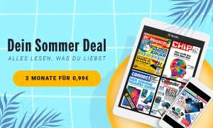Lese-App Reader E-Reader Digitale Magazin