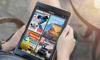 Lese-App Reader E-Reader Digitale Magazin