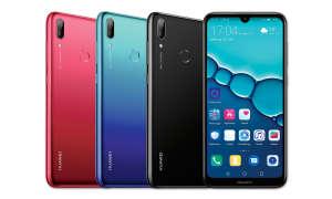 Huawei Y7 (2019) im Test