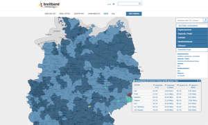 Der Breitband-Report - Regionen