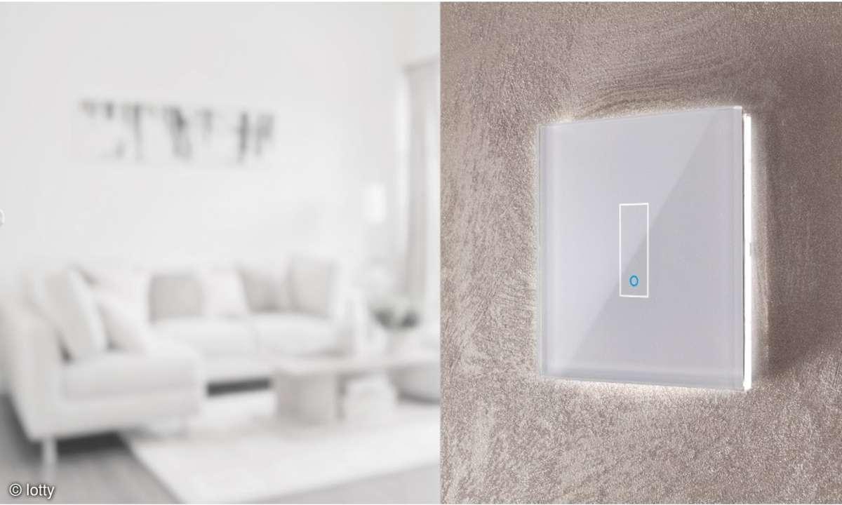 Iotty Smart Switch WLAN-Lichtschalter