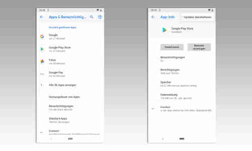 Kostenlos play installieren store Google Play