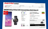 galaxy s10 galaxy watch tarif