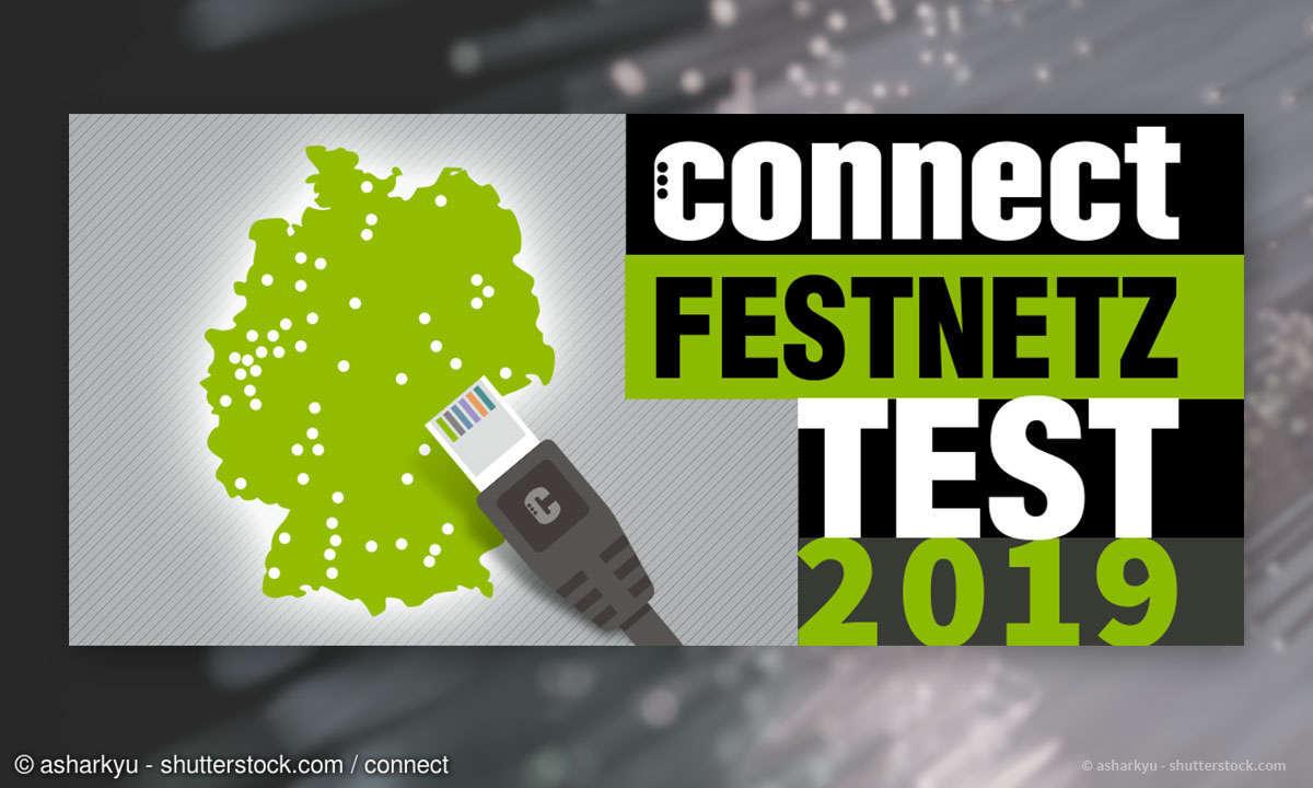 connect Festnetztest 2019