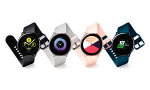Samsung Galaxy Watch Active im Test