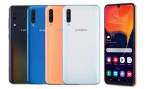 Samsung Galaxy A50 im Test