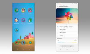 Samsung Galaxy A50 im Test - Screenshots