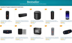 Amazon tragbare Lautsprecher Top 10