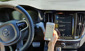 Volvo V60 im Test: User Experience