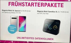 5G-Hardware- und Tarifpaket der Deutschen Telekom