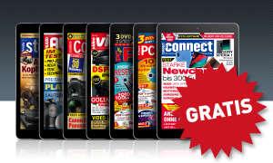 Lesen Sie jedes Magazin ganz unverbindlich 1x digital gratis.