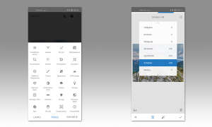 Foto-Apps fürs Smartphone: Snapseed
