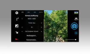 Foto-Apps fürs Smartphone: Open Camera