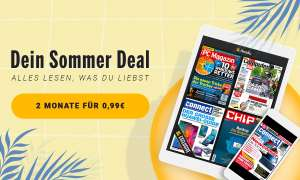 Readly Sommer Deal