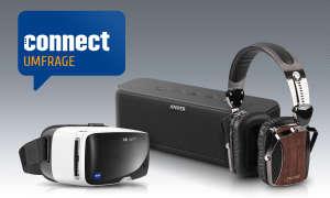 Preisübersicht – VR-Brille von Zeiss, Anker Bluetoothbox und InLine OnEar-Headset