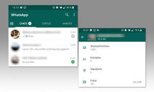 WhatsApp Tuning: Chat als Favorit & Lieblingskontakt finden