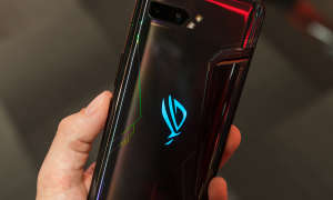 Asus ROG Phone 2 RGB-Licht