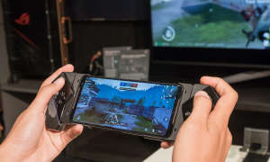 Asus ROG Phone 2 Game-Pad-Halterung