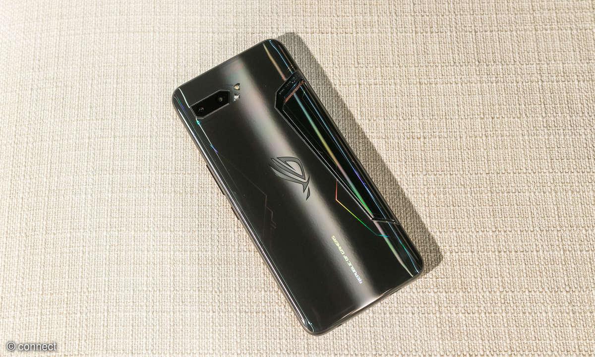 Asus ROG Phone 2 Rückseite