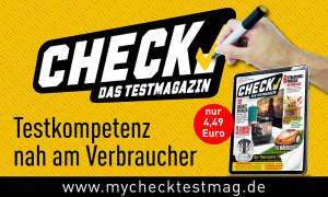 Check -Das Testmagazin