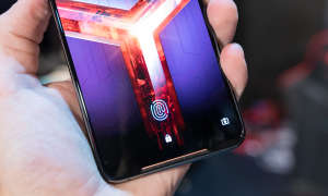 Asus ROG Phone 2 In-Display-Fingerprintsensor