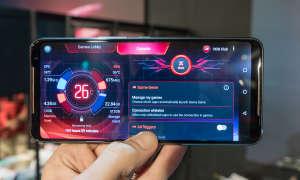 Asus ROG Phone 2 Konsole