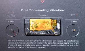 Asus ROG Phone 2 Vibrationsmotoren