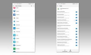 Android ohne Google - Google-Dienste einschränken: Synchronisierung deaktivieren