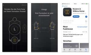 Die App: geradlinig, schön und gut – aber nur der halbe Weg