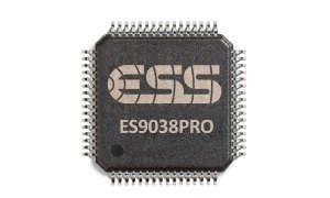 Lumin X1 im Test - ESS ES9038Pro Sabre