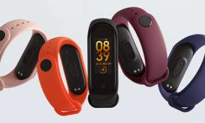 xiaomi mi band 4 watchface android ios