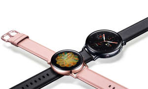 Samsung Galaxy Watch Active 2 Edelstahl