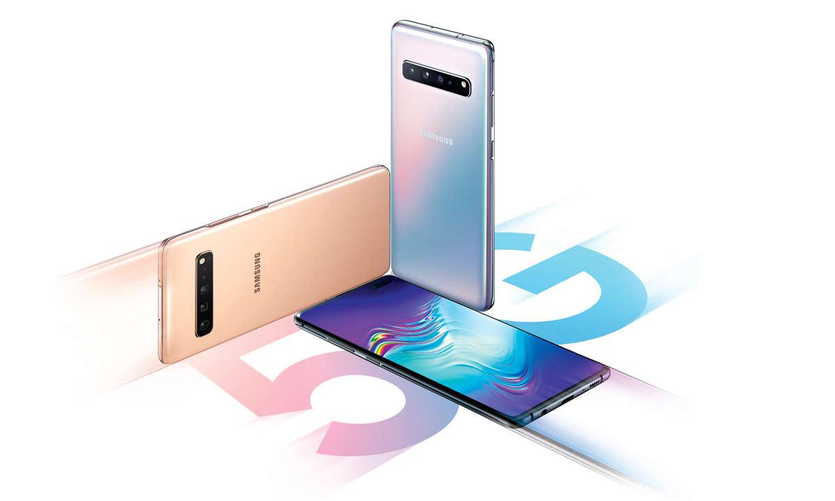 Samsung Galaxy S10 5G im Test