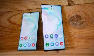 Samsung Galaxy Note 10 und Note 10+