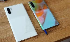 Galaxy Note 10+ und Note 10