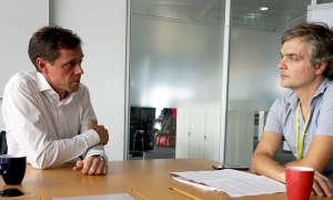Vodafone CTO Gerhard Mack im Interview mit connect