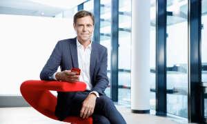 Vodafone-Technikchef Gerhard Mack