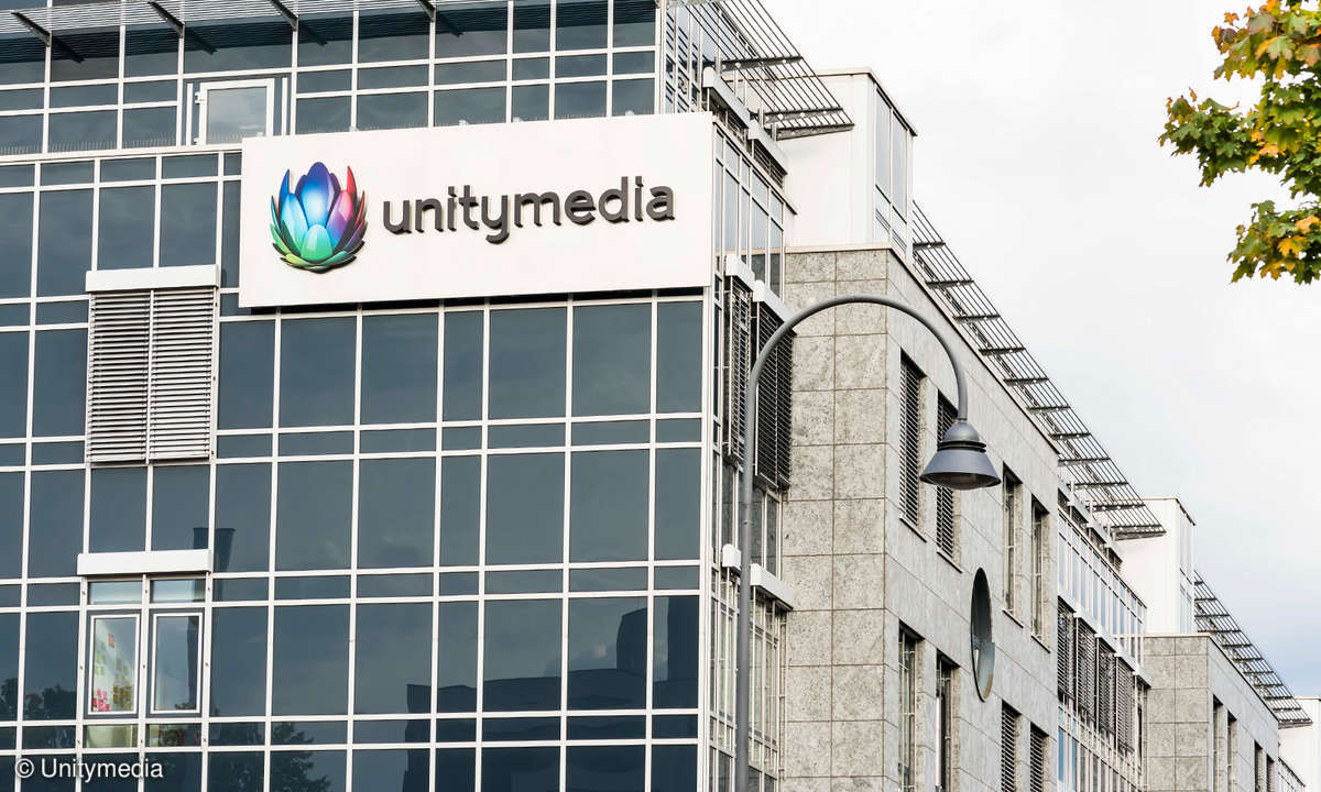 Unitymedia Logo Firmensitz