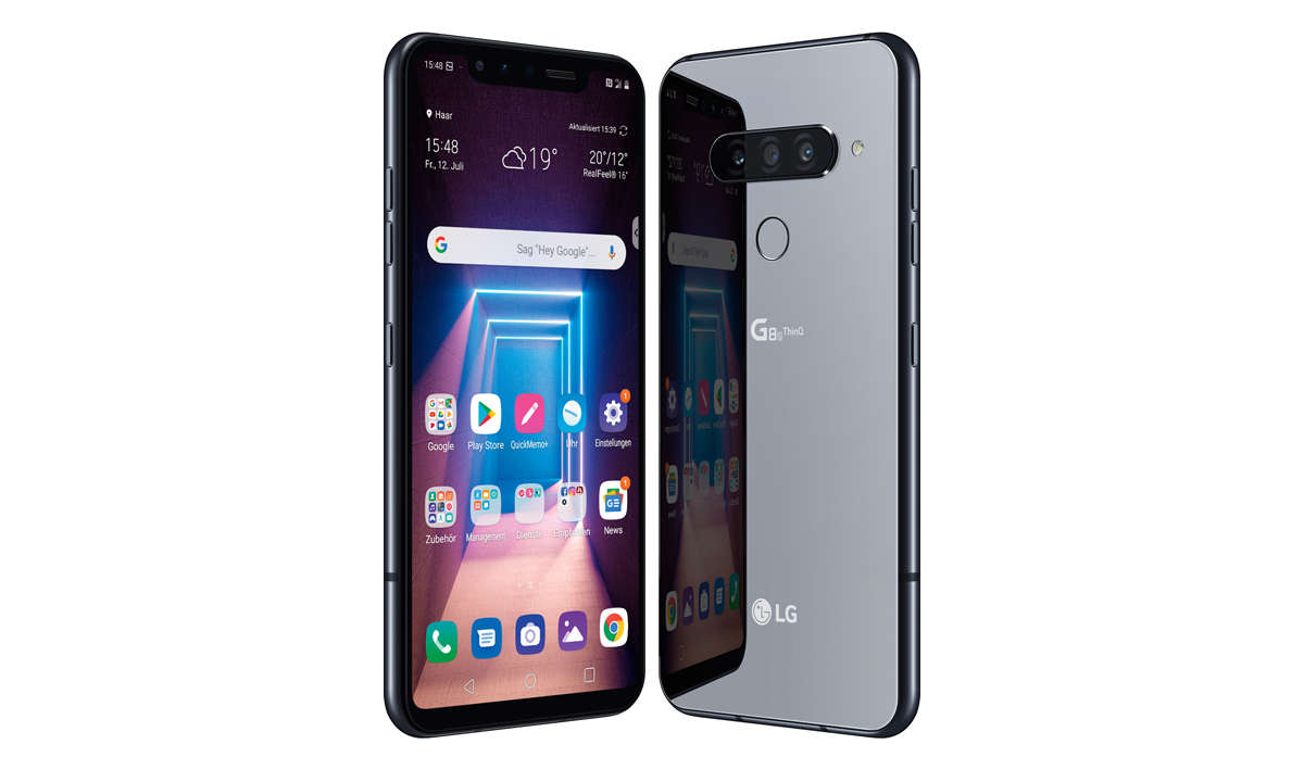 LG G8S ThinQ im Test