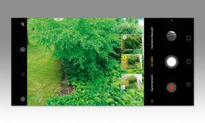 LG G8S ThinQ im Test - Screen Kamera