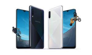 Samsung Galaxy A30s und A50s