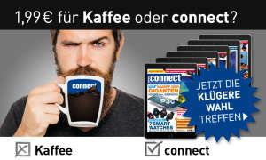 connect Jahres Abo digital Spezial