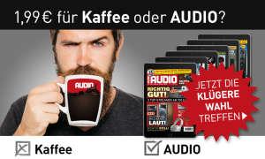 AUDIO Jahres Abo digital Spezial