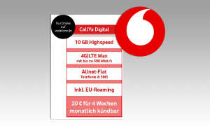 Vodafone CallYa Digital
