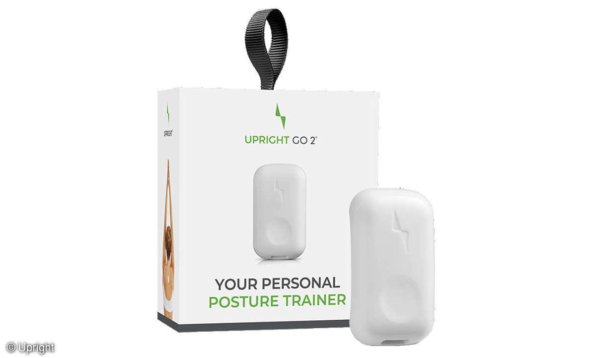 Upright go 2 mit Verpackung