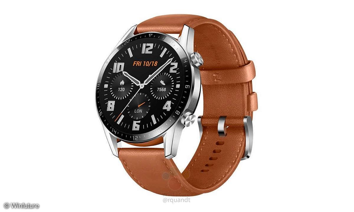 Huawei Watch GT 2 Leak von Roland Quandt